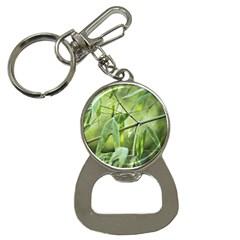 Bamboo Bottle Opener Key Chain