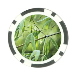 Bamboo Poker Chip