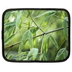 Bamboo Netbook Case (XL)