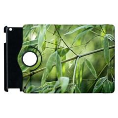 Bamboo Apple iPad 3/4 Flip 360 Case