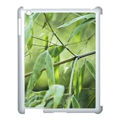 Bamboo Apple iPad 3/4 Case (White)