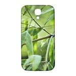 Bamboo Samsung Galaxy S4 I9500/I9505  Hardshell Back Case Front