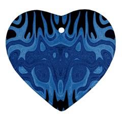 Design Heart Ornament