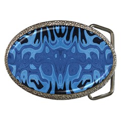 Design Belt Buckle (Oval)