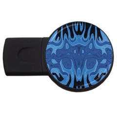 Design 1GB USB Flash Drive (Round)
