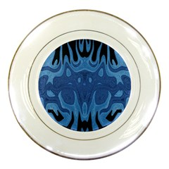 Design Porcelain Display Plate