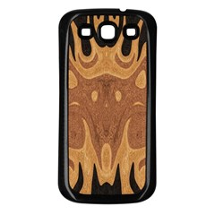 Design Samsung Galaxy S3 Back Case (Black)