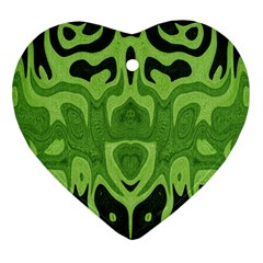 Design Heart Ornament