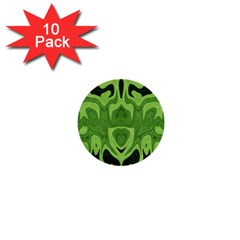 Design 1  Mini Button (10 pack)