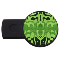 Design 2GB USB Flash Drive (Round)
