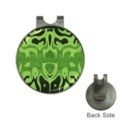 Design Hat Clip with Golf Ball Marker