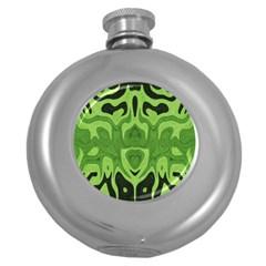 Design Hip Flask (round)