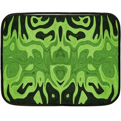 Design Mini Fleece Blanket (two Sided)