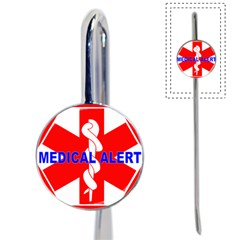 MEDICAL ALERT HEALTH IDENTIFICATION SIGN Bookmark