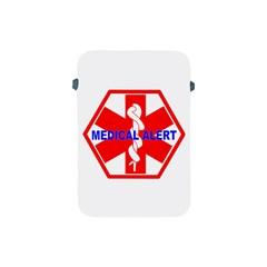 Medical Alert Health Identification Sign Apple Ipad Mini Protective Soft Case