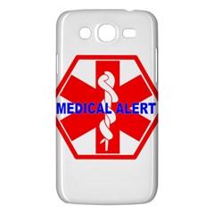 MEDICAL ALERT HEALTH IDENTIFICATION SIGN Samsung Galaxy Mega 5.8 I9152 Hardshell Case
