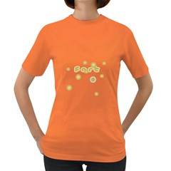 BUBBLE FART Womens' T-shirt (Colored)