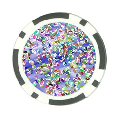 Ying Yang Poker Chip (10 Pack)