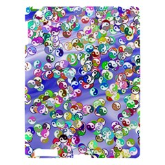 Ying Yang Apple iPad 3/4 Hardshell Case