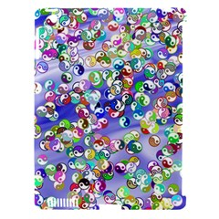 Ying Yang Apple iPad 3/4 Hardshell Case (Compatible with Smart Cover)