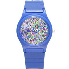 Ying Yang Plastic Sport Watch (small)