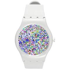 Ying Yang Plastic Sport Watch (Medium)