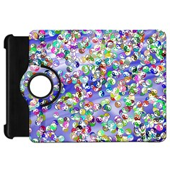 Ying Yang Kindle Fire HD 7  Flip 360 Case