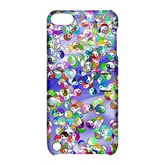 Ying Yang Apple iPod Touch 5 Hardshell Case with Stand