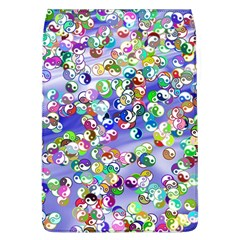 Ying Yang Removable Flap Cover (Large)
