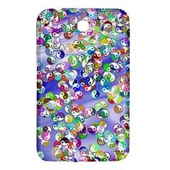 Ying Yang Samsung Galaxy Tab 3 (7 ) P3200 Hardshell Case