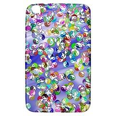 Ying Yang Samsung Galaxy Tab 3 (8 ) T3100 Hardshell Case