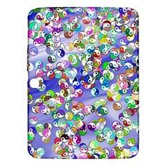 Ying Yang Samsung Galaxy Tab 3 (10.1 ) P5200 Hardshell Case