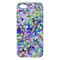 Ying Yang iPhone 5S Premium Hardshell Case