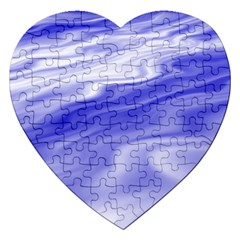 Wave Jigsaw Puzzle (Heart)