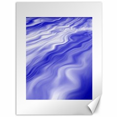 Wave Canvas 36  x 48  (Unframed)