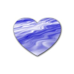 Wave Drink Coasters 4 Pack (Heart)