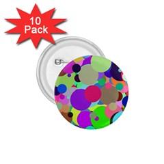Balls 1.75  Button (10 pack)