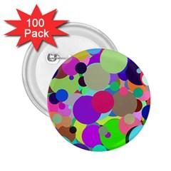 Balls 2.25  Button (100 pack)
