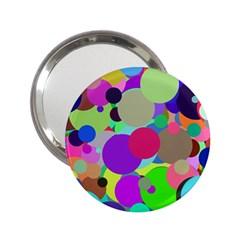 Balls Handbag Mirror (2.25 )