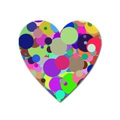 Balls Magnet (heart)