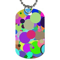 Balls Dog Tag (two Sided)