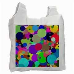 Balls Recycle Bag (One Side)