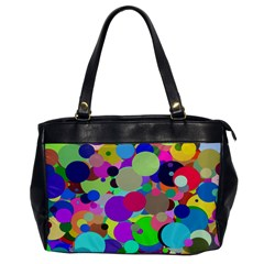 Balls Oversize Office Handbag (One Side)