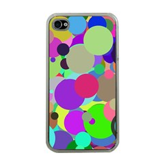 Balls Apple Iphone 4 Case (clear)