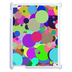 Balls Apple iPad 2 Case (White)