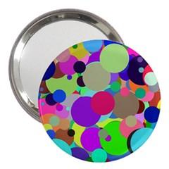 Balls 3  Handbag Mirror