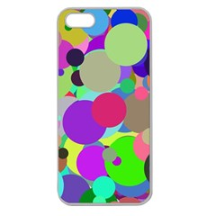 Balls Apple Seamless iPhone 5 Case (Clear)