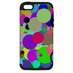 Balls Apple Iphone 5 Hardshell Case (pc+silicone)