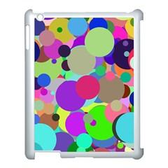 Balls Apple iPad 3/4 Case (White)