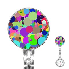 Balls Stainless Steel Nurses Watch